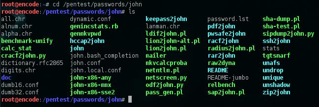 john the ripper | Penetration Testing Lab