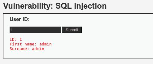 SQL Injection Exploitation – DVWA | Penetration Testing Lab