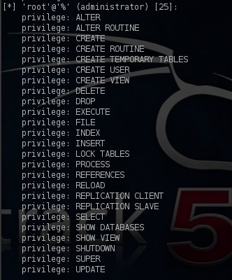 Owning the Database with SQLMap | Penetration Testing Lab