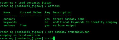 load jigsaw module