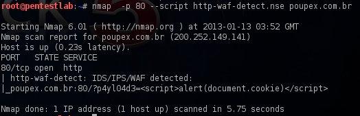 Detecting Web Application Firewalls | Penetration Testing Lab