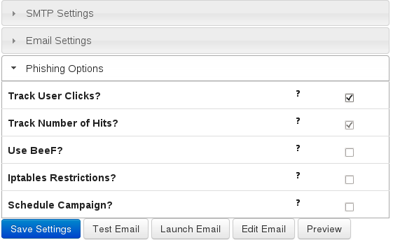 Phishing Frenzy | Penetration Testing Lab