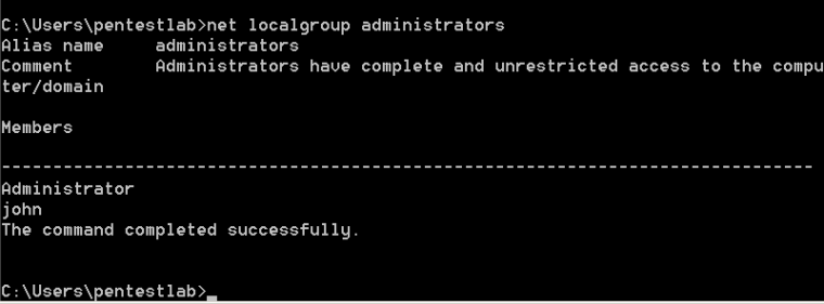 PowerSploit - Execution of Service Payload