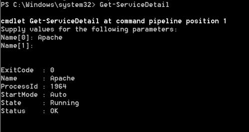 PowerSploit - Service Details
