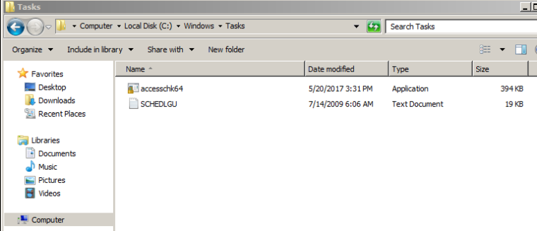 AppLocker - Binary Planting to Weak Folder