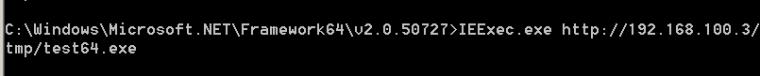 IEExec - Bypassing AppLocker