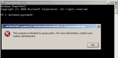 MSIEXEC - PowerShell