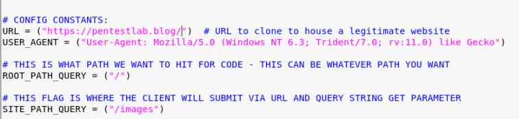 TrevorC2 - Server Configuration