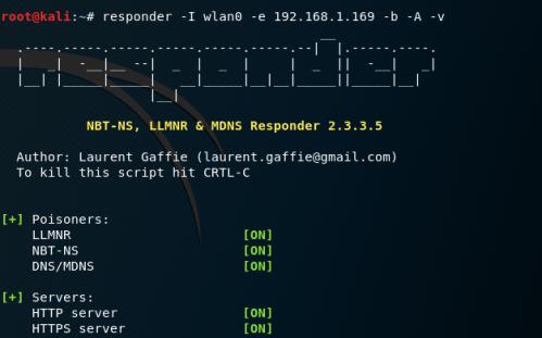 Frameset - Responder Configuration