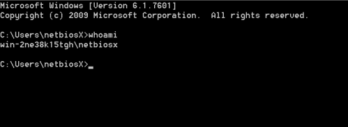 Mimikatz - RDP Session of netbiosX