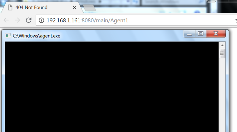 Browser C2 - Agent Execution
