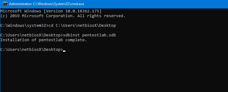 SDB Install